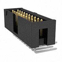Samtec Inc. - TSS-110-04-L-D-RA - LOW PROFILE .025 SQ STRIPS