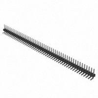 "Samtec Inc. - TSW-150-08-T-S-RA - CONN HDR 50POS .100"" SNGL R/A"