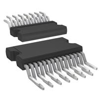 STMicroelectronics - TDA7266SA - IC AMP AUDIO AB DUAL CLIPWATT15