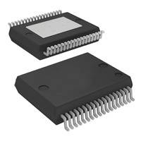 STMicroelectronics - STA333W13TR - IC DAS 2CH MICROLESS POWERSSO36