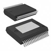 STMicroelectronics - TDA7492 - IC AMP AUD CLASS D BTL PWRSSO36