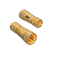 TE Connectivity AMP Connectors - 8134-HC-6P2 - CONN PIN RCPT .020-.030 PRESSFIT