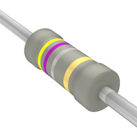 TE Connectivity Passive Product - LR1LJR47 - RES 470 MOHM 1/2W 5% AXIAL