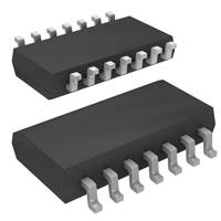 Texas Instruments - TL084CNSR - IC OPAMP JFET 3MHZ 14SO