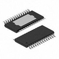 Texas Instruments - DRV8825PWPR - IC MOTOR DRIVER PAR 28HTSSOP