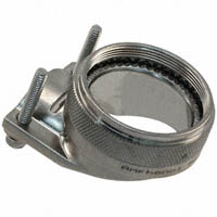 Amphenol PCD - A8504939S25N - CONN CABLE CLAMP SZ 25 SILVER
