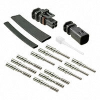 Amphenol Industrial Operations - AHVB-4KT-A - HIGH VIBRATION CONNECTOR KIT