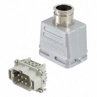 Amphenol Sine Systems Corp - C14610E0069441M - CONN ASSY TOP ENTRY 6POS M25