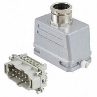 Amphenol Sine Systems Corp - C14610E0109441M - CONN ASSY TOP ENTRY 10POS M25
