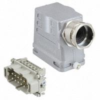 Amphenol Sine Systems Corp - C14610E0109451M - CONN ASSY SIDE ENTRY 10POS M32