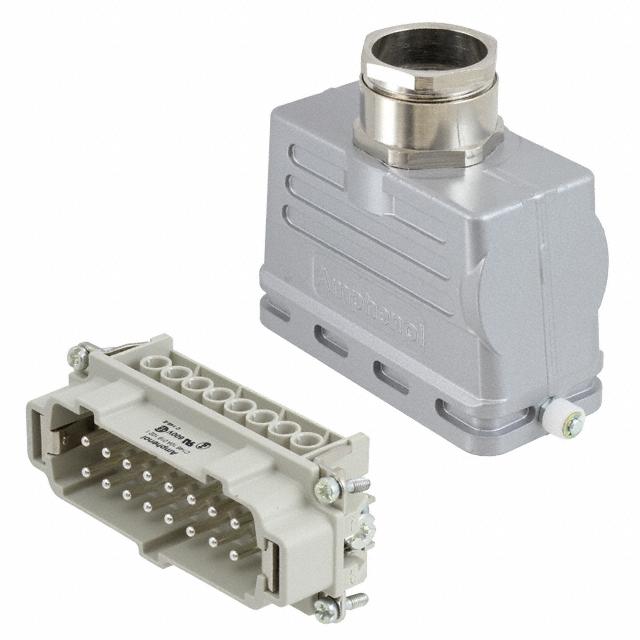 Amphenol Sine Systems Corp - C14610E0169441M - CONN ASSY TOP ENTRY 16POS M32