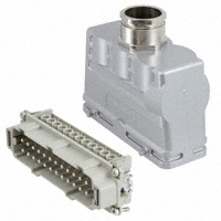Amphenol Sine Systems Corp - C14610E0249448M - CONN ASSY TOP ENTRY 24POS M32