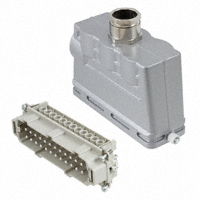 Amphenol Sine Systems Corp - C14610E0249501M - CONN ASSY TOP ENTRY 24POS M32