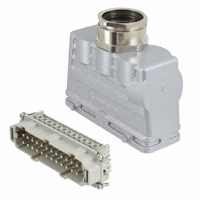 Amphenol Sine Systems Corp - C14610E0249528M - CONN ASSY TOP ENTRY 24POS M40