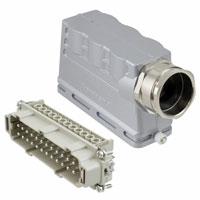 Amphenol Sine Systems Corp - C14610E0249551M - CONN ASSY SIDE ENTRY 24POS M40