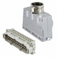 Amphenol Sine Systems Corp - C14610E0249568M - CONN ASSY TOP ENTRY 24POS M40