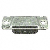 Amphenol Commercial Products - L17D4K63010 - D-SUB 9POS MALE DUST COVER