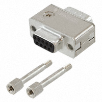 Amphenol Commercial Products - FCE17E09AD290 - FILTER D-SUB 9 POS M/F ADAPTER
