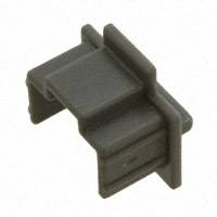 Amphenol Commercial Products - FRJ2411 - CONN DUST CAP FOR RJ45 CONNECTOR
