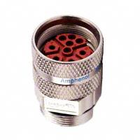 Amphenol Sine Systems Corp - MB1CKN0900 - CONN PLG HSG FMALE 9POS INLINE