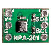 Amphenol Advanced Sensors - NPA 201-EV - EVAL BOARD FOR NPA 201
