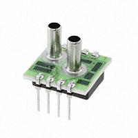 Amphenol Advanced Sensors - NPC-1220-005D-3-S - SENSOR PRES 5PSID 0-50MV DIP