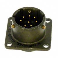 Amphenol Industrial Operations - PT02E-12-8P - CONN RECEPT 8POS W/PINS SOLDER