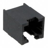 Amphenol Commercial Products - RJLSE6306101T2 - CONN MOD JACK 6P6C R/A UNSHLD