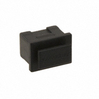 Amphenol Commercial Products - U77-1140-8020P - CONN SFP+ CAGE DUST COVER PLAST