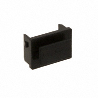 Amphenol Commercial Products - U77-A1110-8000P - CONN SFP DUST COVER - PLASTIC