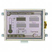"Amulet Technologies LLC - MK-GT380T - KIT MODULE 3.8"" TRANSFLECTV DISP"
