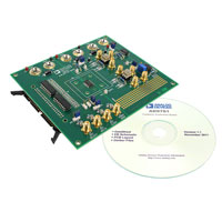 Analog Devices Inc. - AD9761-EBZ - BOARD EVAL FOR AD9761
