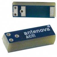 Antenova - A6111 - ANTENNA CHIP 2.4GHZ SMD