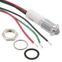 APEM Inc. - Q8P3CZZRYG24E - LED PM PROMINENT GR/RD/YLW