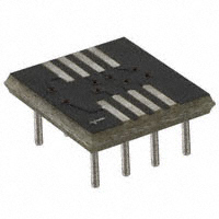 Aries Electronics - 08-350000-10 - SOCKET ADAPTER SOIC TO 8DIP 0.3