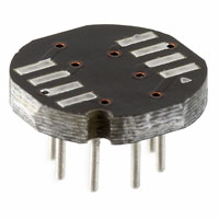 Aries Electronics - 1109814 - SOCKET ADAPTER SOIC TO TO-8