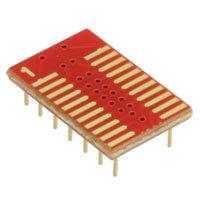 Aries Electronics - 14-350000-11-RC - SOCKET ADAPTER SOIC TO 14DIP 0.3