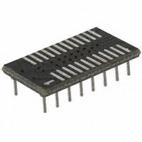 Aries Electronics - 16-350000-10 - SOCKET ADAPTER SOIC TO 16DIP 0.3