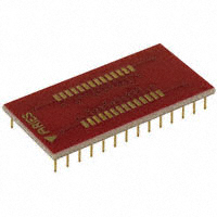 Aries Electronics - 28-650000-11-RC - SOCKET ADAPTER SOIC TO 28DIP 0.6