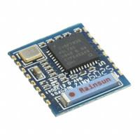 Artaflex Inc. - AW24MCHL-SM - RF TXRX MODULE ISM>1GHZ CHIP ANT