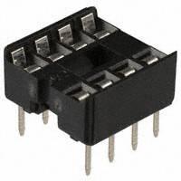 Assmann WSW Components - A 08-LC-TT - CONN IC DIP SOCKET 8POS TIN