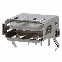 Assmann WSW Components - AU-Y1005-2 - CONN PCB USB RA FEM TYPE A DIP