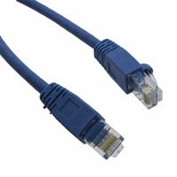 Assmann WSW Components - DK-1511-001/B - CABLE MOD 8P8C PLUG-PLUG 1'