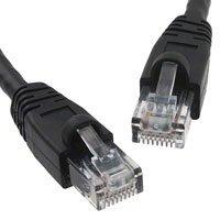 Assmann WSW Components - DK-1611-001/BL - CABLE MOD 8P8C PLUG-PLUG 1'