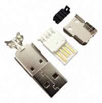 Assmann WSW Components - A-USBPA-2 - CONN PLUG USB A-MALE SOLDER