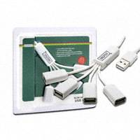 Assmann WSW Components - DA-70216 - USB HUB 2.0 4-PORT MINI-HUB