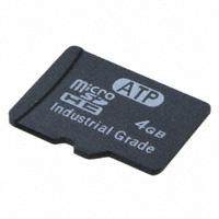 ATP Electronics, Inc. - AF4GUDI-OEM - MEM CARD MICROSD 4GB CLASS10 SLC