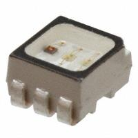 Broadcom Limited - ASMT-YTD2-0BB02 - LED RGB CLEAR 6SMD