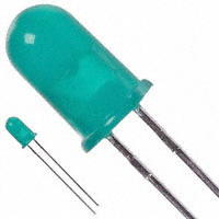 Broadcom Limited - HLMP-3507 - LED GRN DIFF 5MM ROUND T/H