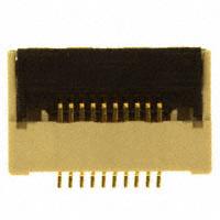 AVX Corp/Kyocera Corp - 046288010000846+ - CONN FFC BOTTOM 10POS 0.50MM R/A